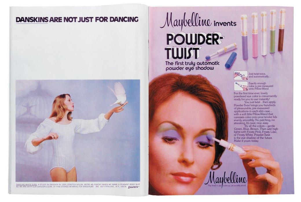 Разворот журнала Playgirl  за 1973 год. Изображение № 10.