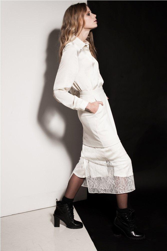 Платья и юбки в бельевом стиле в лукбуке Daria Bardeeva . Изображение № 10.