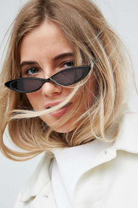 Узкие очки: Элегантный тренд из 90-х — не только для шпионов. Изображение № 6.