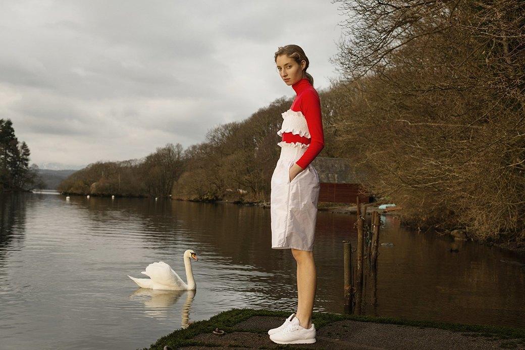This Is The Uniform:  Нежные и смелые вещи  в спортивном стиле. Изображение № 2.