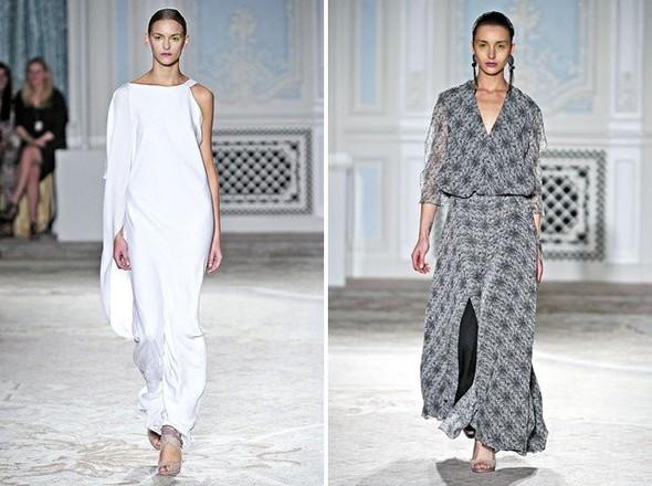 Показы на London Fashion Week SS 2012: День 1. Изображение № 8.