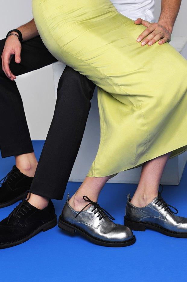 Ревизия:  6 пар массивной обуви . Изображение № 2.