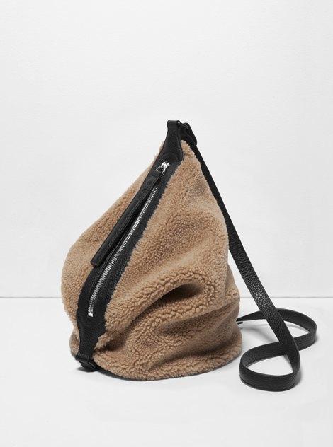 Плюшевые рюкзаки и сумки  Kara. Изображение № 6.