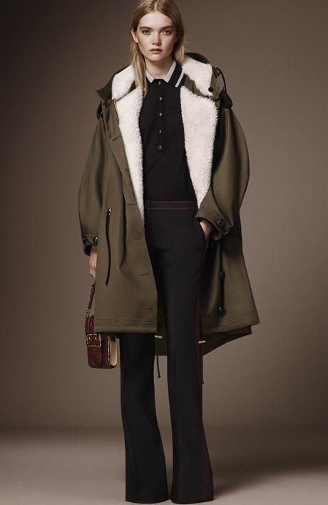 Что носить зимой:  10 модных образов  для холодной погоды. Изображение № 7.