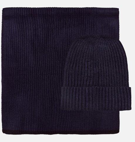 Полный комплект: Шапки и шарфы на холода. Изображение № 4.