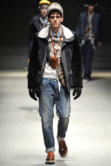 Андреа Помпилио, дизайнер мужской одежды. Изображение № 2.