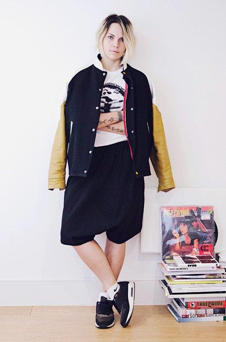 Даша Сельянова,  дизайнер марки ZDDZ. Изображение № 14.