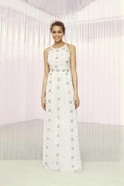 ASOS показали лукбук коллекции свадебных платьев. Изображение № 1.