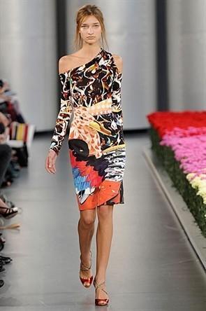 London Fashion Week: Christopher Kane и Mary Katrantzou. Изображение № 13.