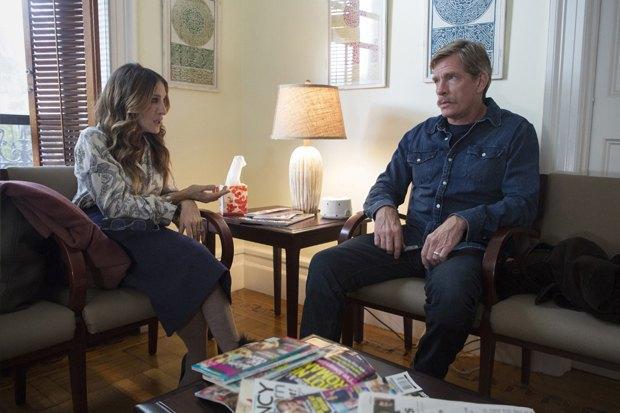 От любви до ненависти: Сериал «Развод» с Сарой Джессикой Паркер. Изображение № 5.