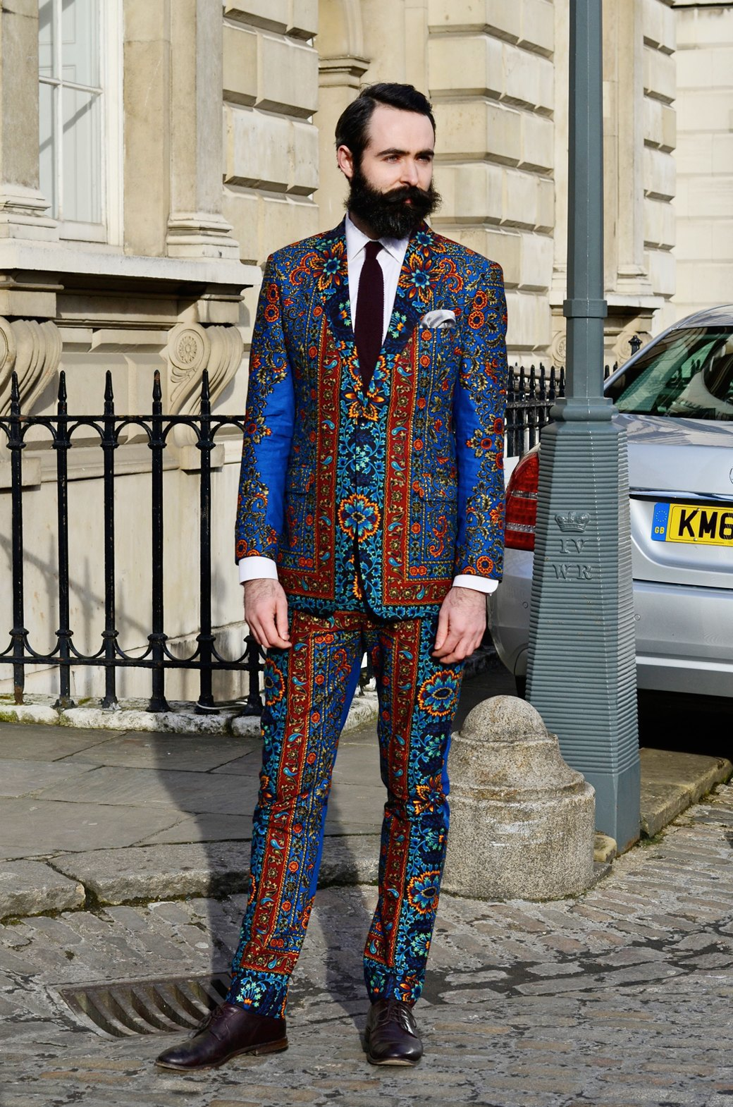 Неделя моды в Лондоне, часть I. Изображение № 15.