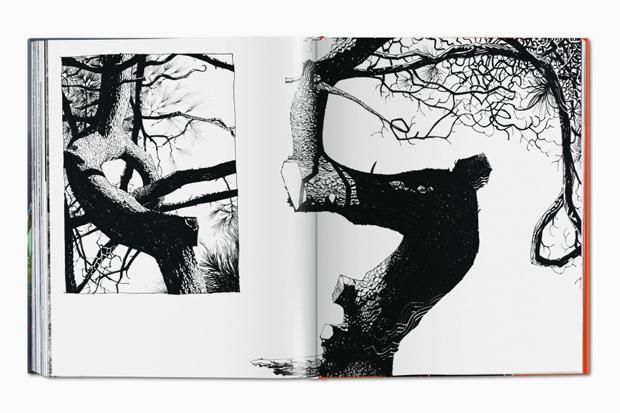 Артбук создателя Gorillaz Джейми Хьюлетта. Изображение № 5.