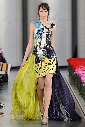 London Fashion Week: Christopher Kane и Mary Katrantzou. Изображение № 12.