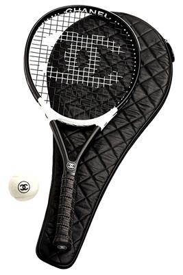 Ракетка для тенниса Chanel. Изображение № 143.