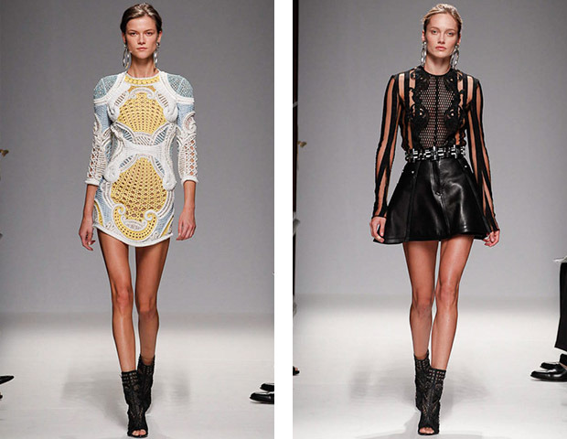 Неделя моды в Париже: Показы Balenciaga, Carven, Rick Owens, Nina Ricci, Lanvin. Изображение № 23.