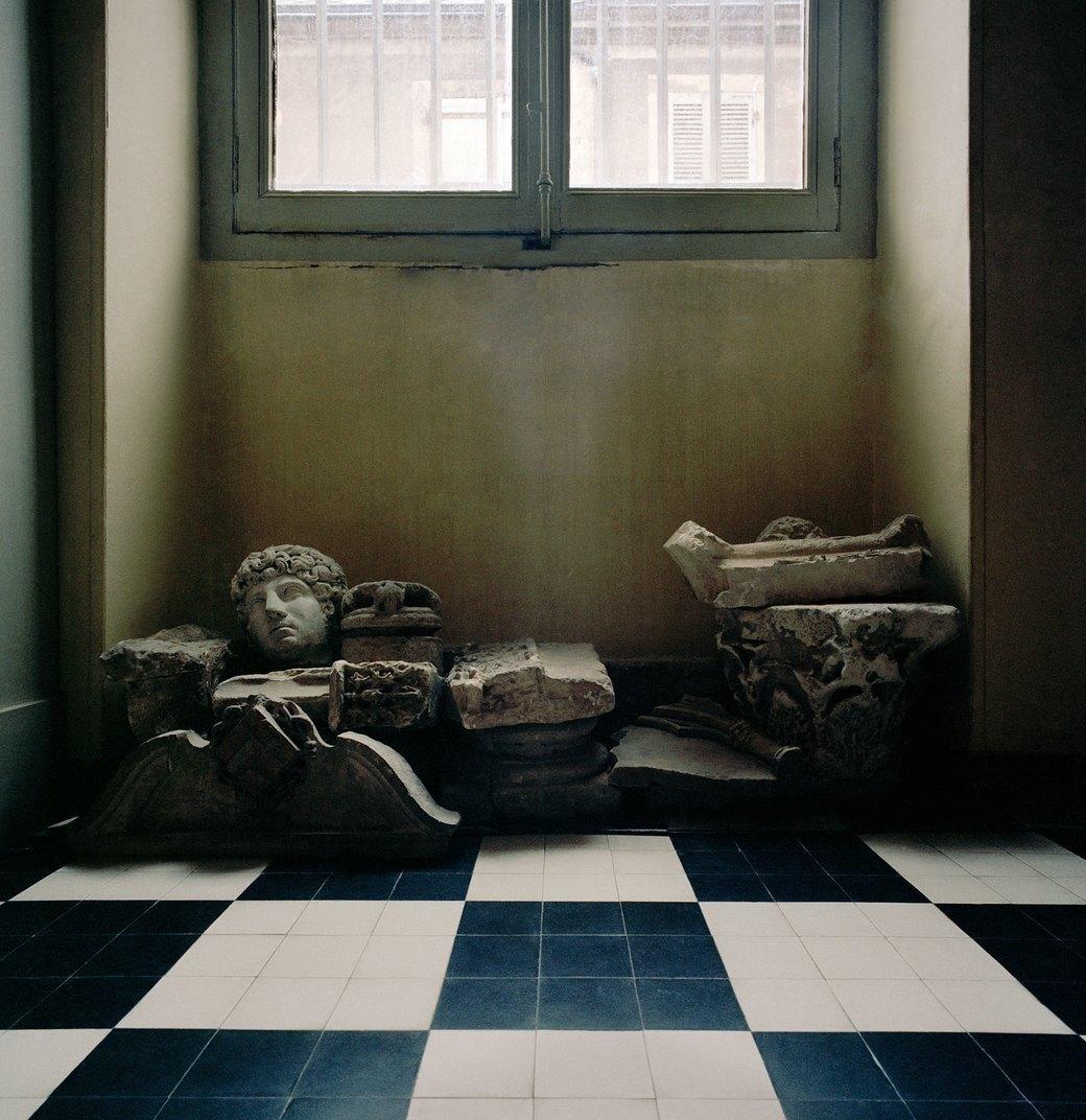 «Museology»:  Тайная жизнь  музейных экспонатов. Изображение № 10.