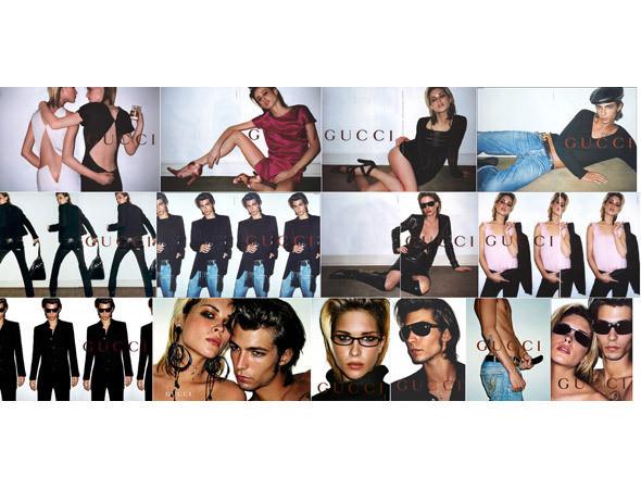 Кампания Gucci FW 2001, снятая Терри Ричардсоном. Изображение № 128.