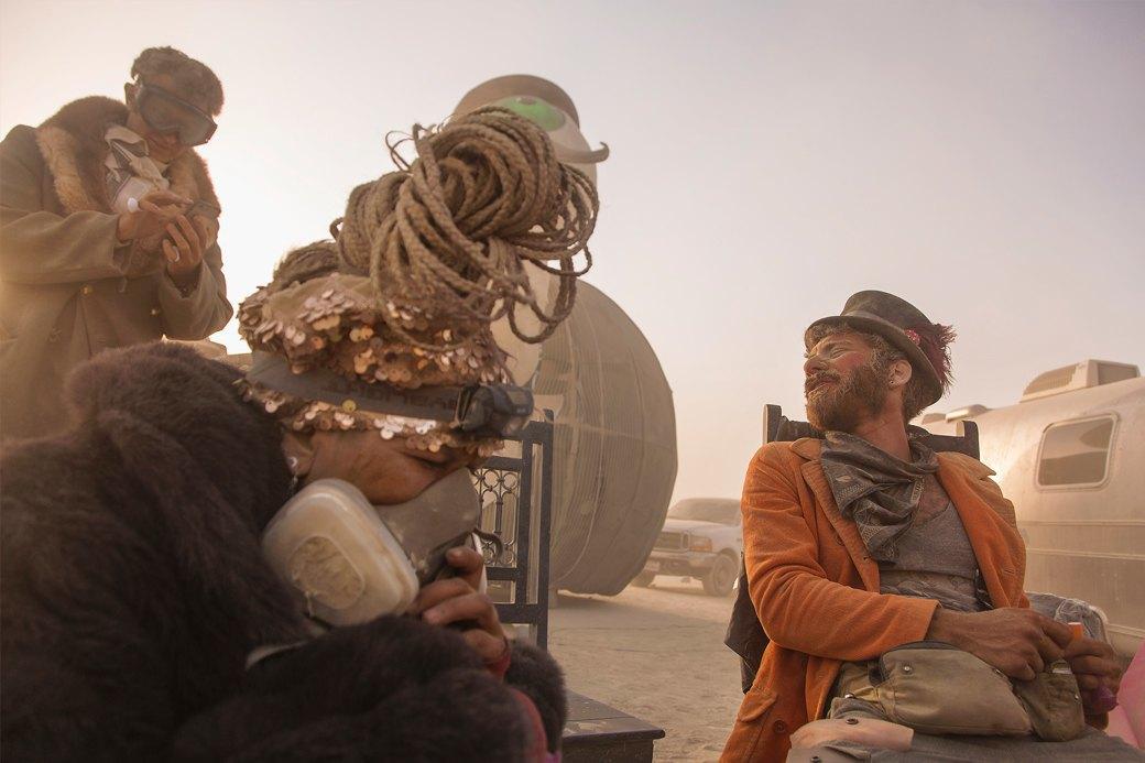 Другая планета: Как я побывала на Burning Man. Изображение № 6.