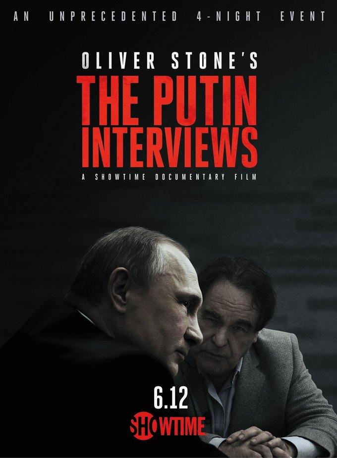 Вышел трейлер документалки Оливера Стоуна о Путине. Изображение № 1.
