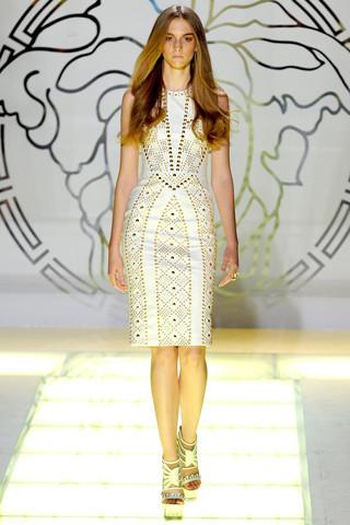 Milan Fashion Week: показ Versace SS 2012. Изображение № 27.
