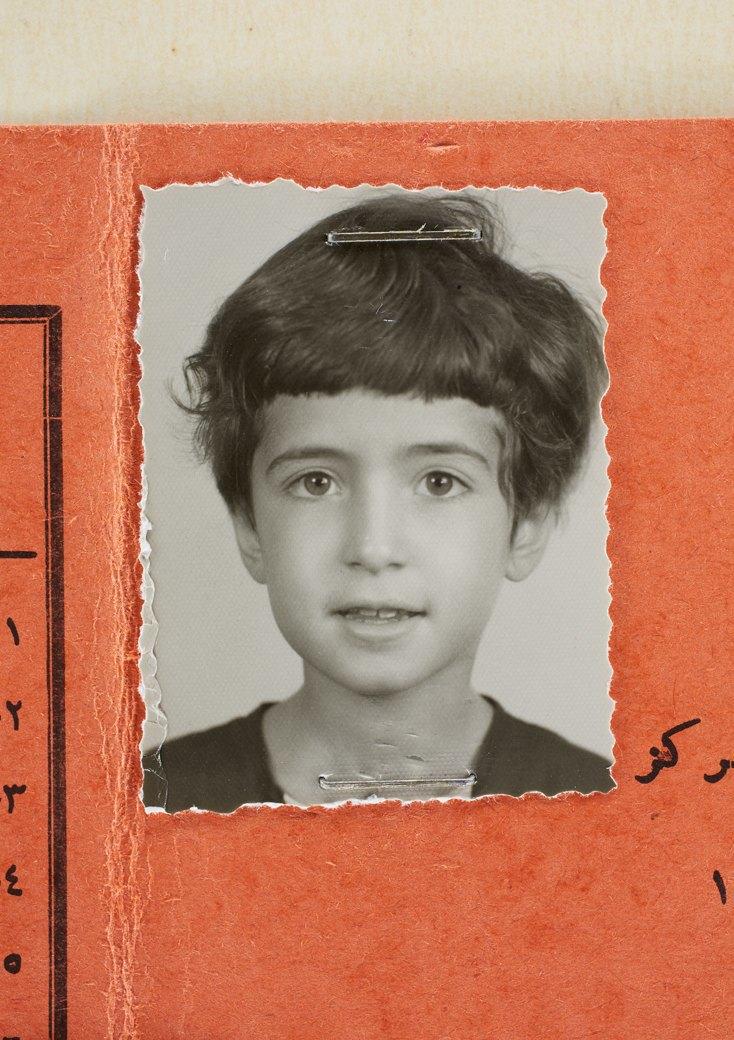 8 лет, сертификат об окончании второго класса, Тегеран, 1965. Изображение № 13.