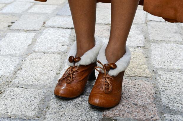 Streetstyle: Неделя моды в Лондоне, часть 2. Изображение № 27.