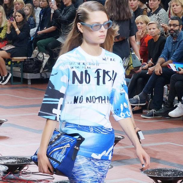 Прямой репортаж  с Paris Fashion Week:  День 6. Изображение № 37.